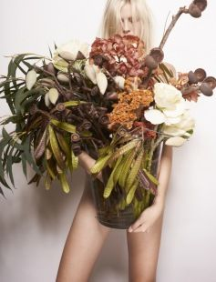 exotic floral bouquet from Grandiflora
