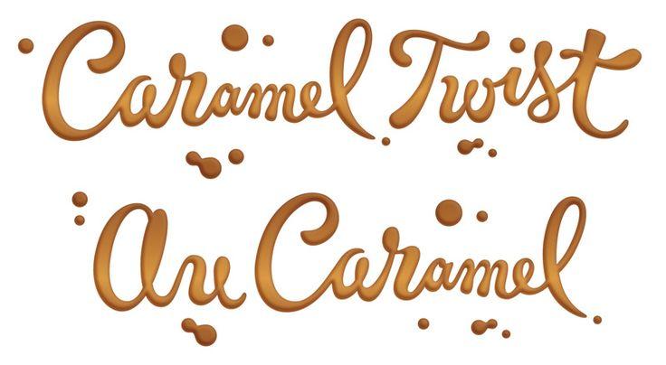 Caramel Twist by Jessica Hische