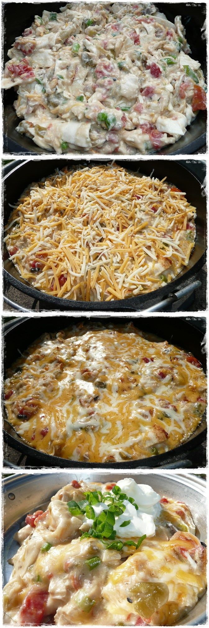 This ranch chicken recipe is a great idea for a family dinner: just toss all the ingredient together in a pan and bake them in the oven and you got yoursel
