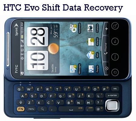 If you have lost or deleted photos, videos contacts, music files, call history or any other document files from your HTC Evo Shift. Then here find out how to recover deleted files from HTC Evo Shift.