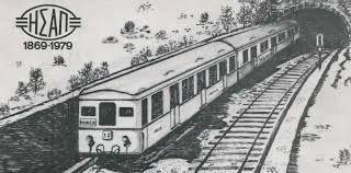 Αποτέλεσμα εικόνας για ΗΣΑΠ παλαιό μετρό ΘΗΣΕΙΟ