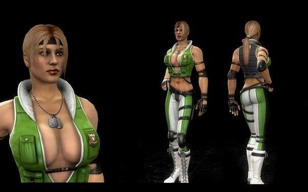 Mortal kombat komplete edition костюмы