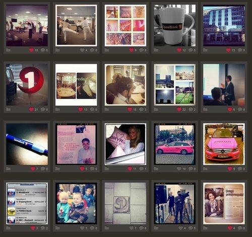 """En """"vanlig"""" medarbeider er sjefen på SpareBank 1s offisielle Instagram-profil :)"""