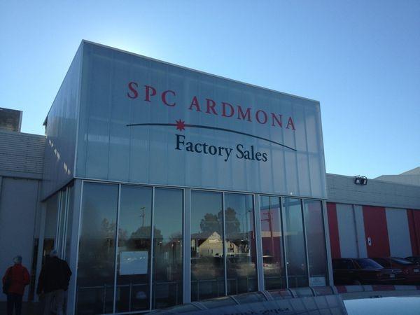 SPC Ardmona Factory Sales - Shepparton