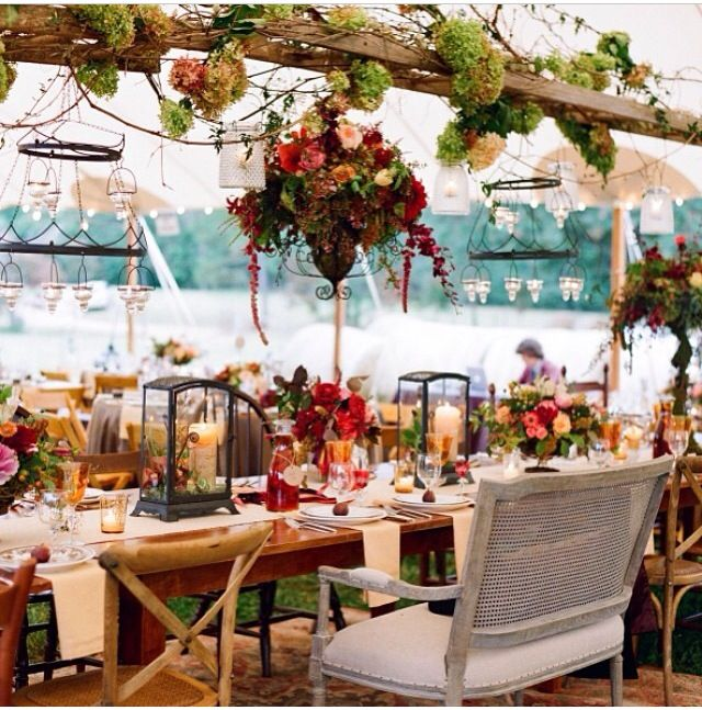 Bohemian Wedding Reception: Bohemian Wedding Reception