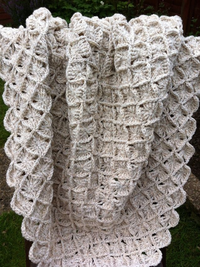 43 best Bavarian crochet images on Pinterest | Crochet blankets ...