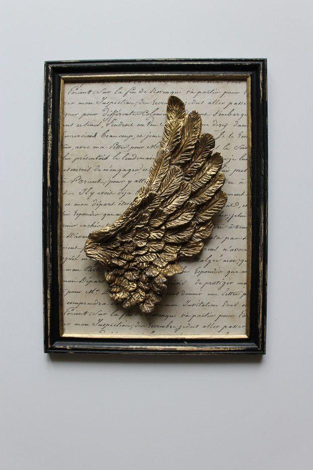 skrzydło anioła - Starewnetrze - Ozdoby na ścianę