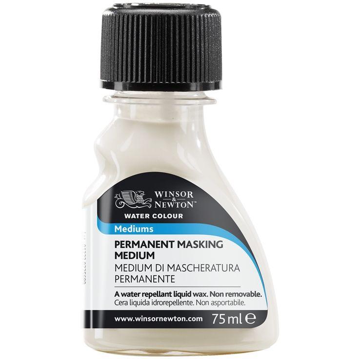 Permanent Masking Medium
