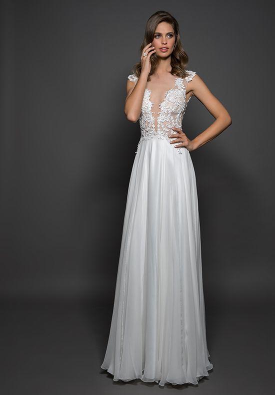 34 besten Pnina Tornai for Kleinfeld Sample Sale Dresses Bilder auf ...