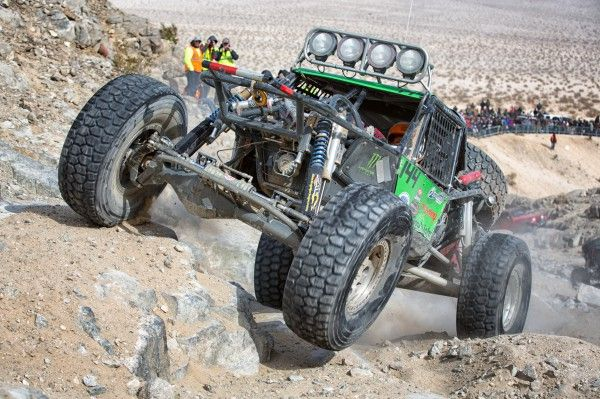 Backdoor Made Easy — 2013 King of the Hammers