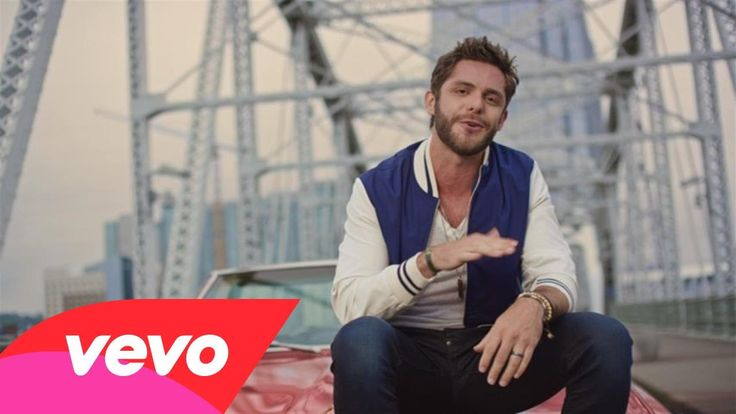 Thomas Rhett - Crash and Burn. There's just too much adorableness in one video. #FGL