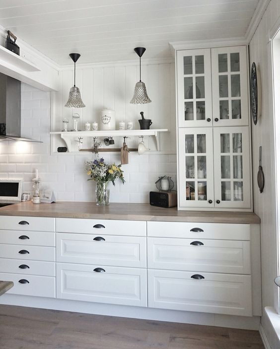 I Promise These Are Ikea Kitchens Kitchen Pinterest Kitchen