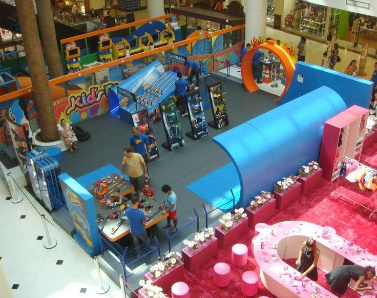 O Boulevard Shopping São Gonçalo apresenta de 1 a 24 de setembro  o evento inédito Barbie Tudo Pode Acontecer & Team Hot Wheels, para meninas e meninos, com entrada franca.