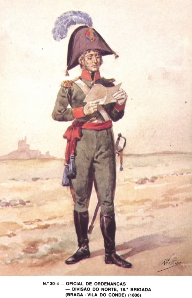 Ufficiale di ordinanza della 18 brigata