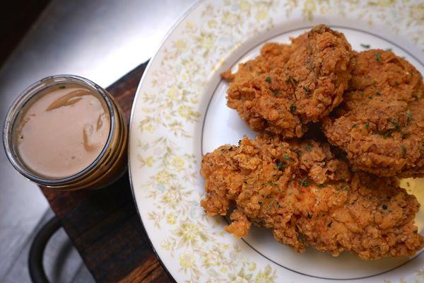 tea brined brined fried chicken flip chicken chicken recipes flip ...