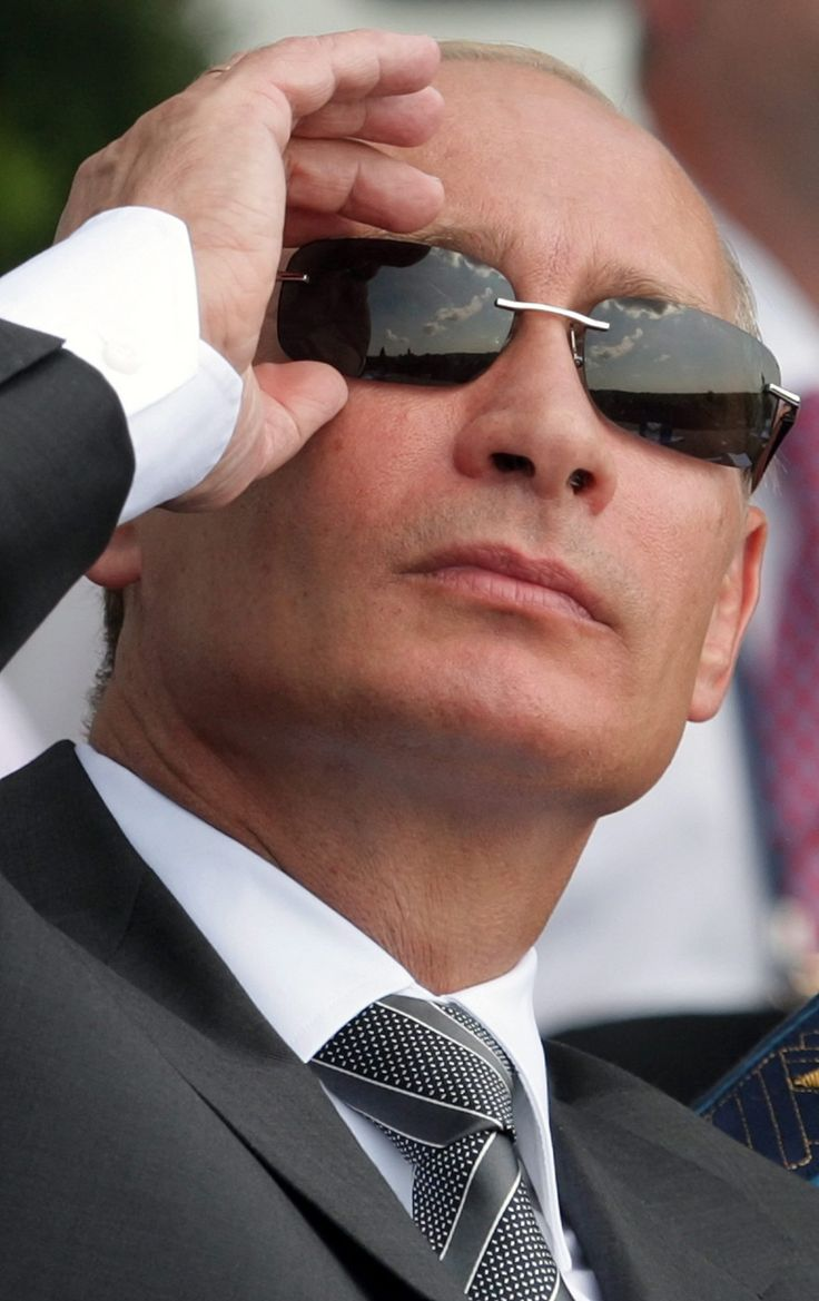 """""""There is no such thing as a former KGB man.""""  ~ Vladimir Putin ~"""