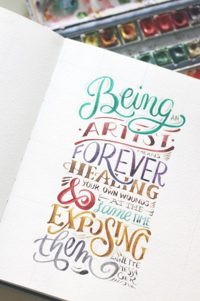Moleskine Watercolor Pad: A Review | Abbey Sy