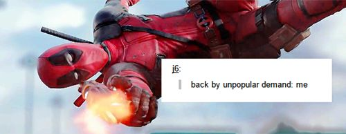 9 Text Posts That Perfectly Sum Up Deadpool