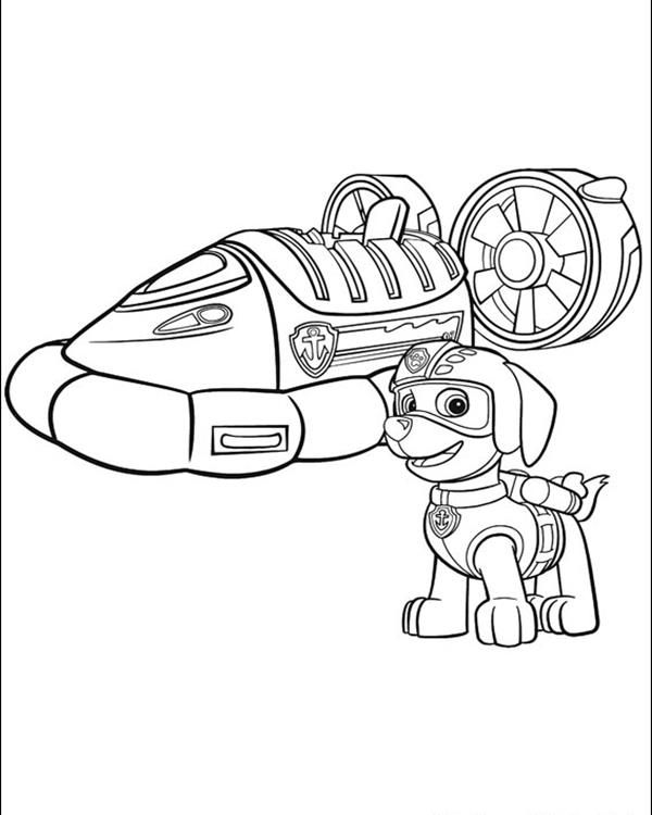 Paw Patrol Coloring Pages Best Coloring Pages For Kids Paw Patrol Coloring Paw Patrol Coloring Pages Zuma Paw Patrol