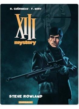 Steve Rowland, de Fabien Nury et Richard Guérineau, est le 5e album de XIII Mystery, une série dirigée par Jean Van Hamme, dont chaque tome est dédié à l'un des personnages secondaires de XIII.