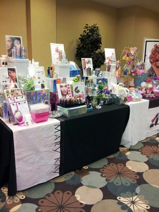 17 Best Images About My Mary Kay Displays On Pinterest