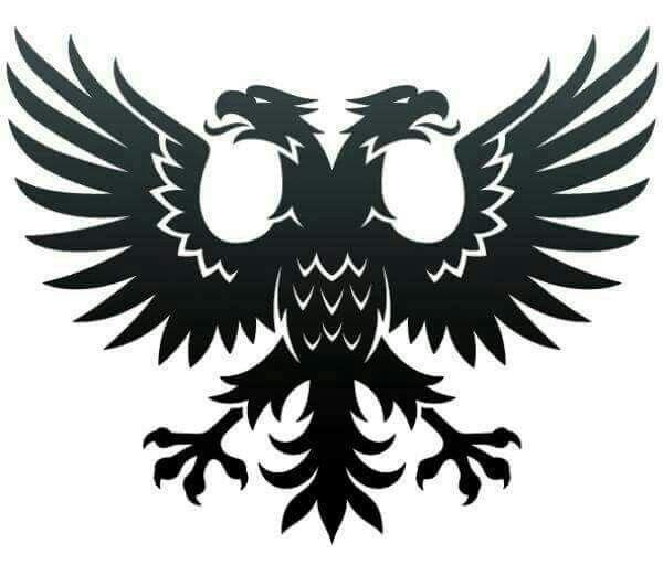 Eagle of double head ( eagle of Guz)