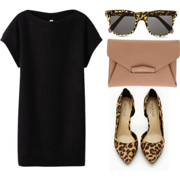 """black dress."" by charlieandfog on Polyvore"