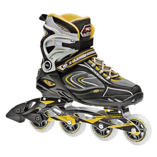 Men 47346: New!Roller Derby Aerio Q80 Inline Skates Men S 9 Q-80 Rollerblades Abec 9 Return -> BUY IT NOW ONLY: $38.22 on eBay!