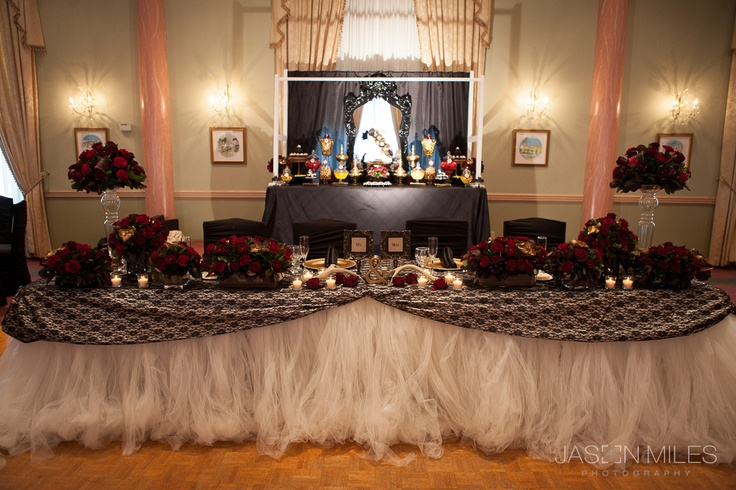 Custom tablecovering, backdrop and styling by Simply Sienna  www.facebook.com/simplysiennas