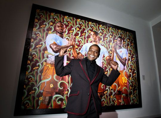 300 best images about Kehinde Wiley on Pinterest | Self portraits ...
