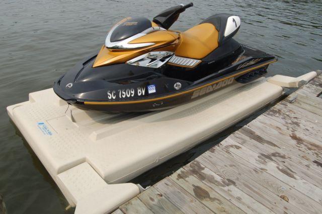Glide-N-Ride Floating PWC Jet Ski Dock