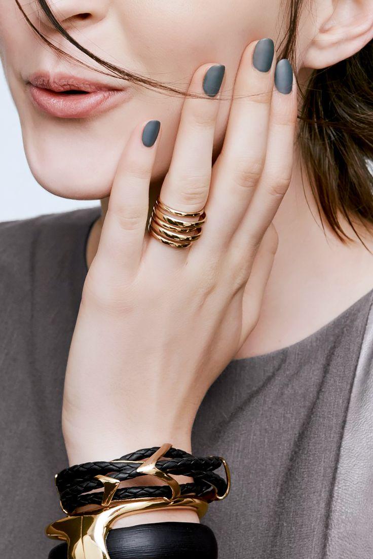 Matte nail polishe