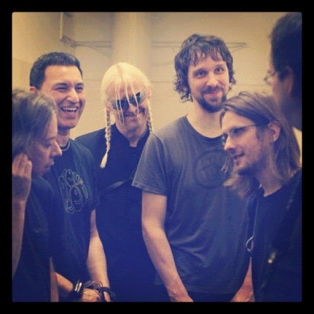 Catalogue / Preserve / Amass Album  Line-up Steven Wilson, Aziz Ibrahim, Adam Holzman, Nick Beggs, Marco Minnemann and Theo Travis.
