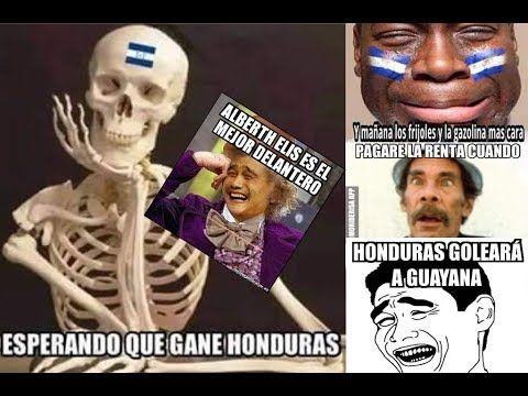 Memes | HONDURAS VS GUAYANA FRANCESA 0-0 Y COSTA RICA VS CANADÁ 1-1 COPA ORO 2017