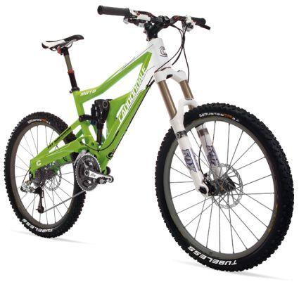 Bicycle style: Cannondale #downhill #bike