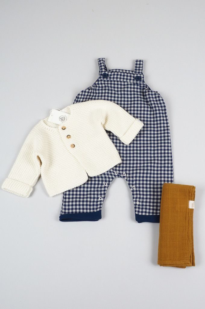 Petit Bateau Baby Cardigan Pure White – The Girls @ Los Altos