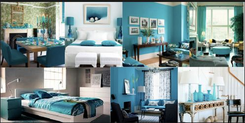 Unique Turquoise Home Decor