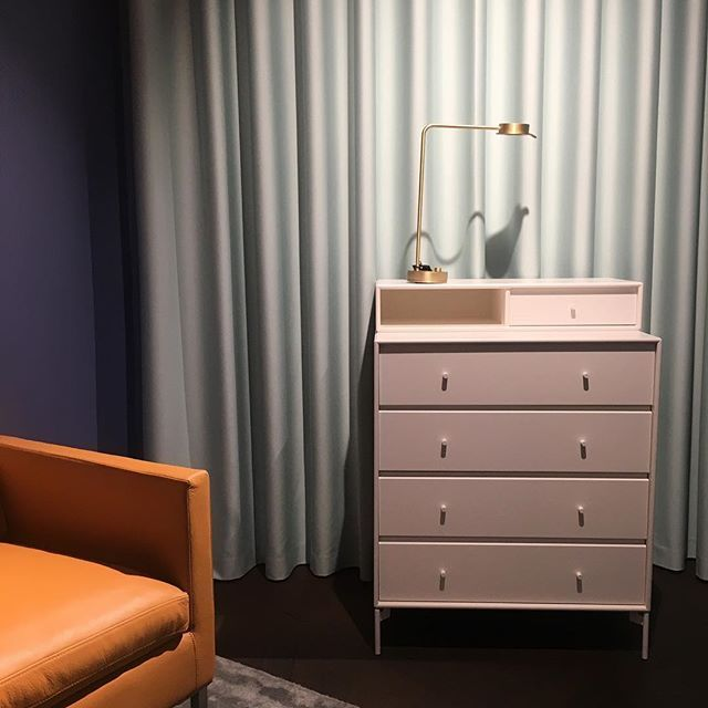 KEEP – the cute dresser in the colour Lounge. Image snapped at @montanastore.dk curtains by @kvadrattextiles #montanafurniture #danishdesign #scandinavianhomes #inredning #inredningsinspiration #interiordecor #interiordesign #einrichtung #homedecor #homei