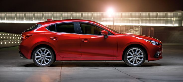 Luxury Mazda Coupe 2015