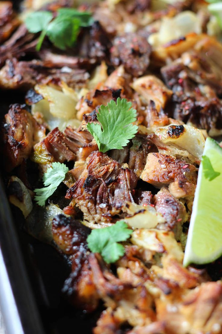 PaleOMG Instant Pot Carnitas Come and see our new website at bakedcomfortfood.com!