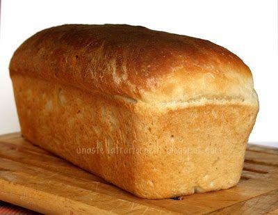 una stella tra i fornelli: Pane per toast (con il metodo Tang Zhong)