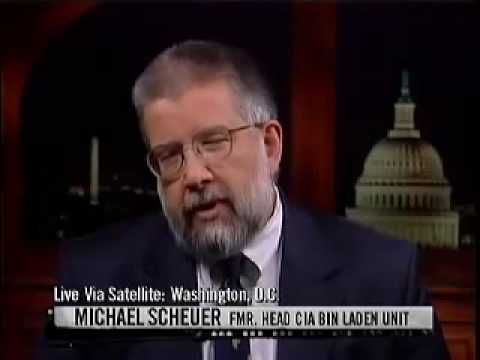 ▶ Bill Maher interviews Michael Scheuer - YouTube