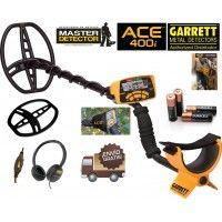Detector de Metales Garrett Modelo ACE 400i 1141560