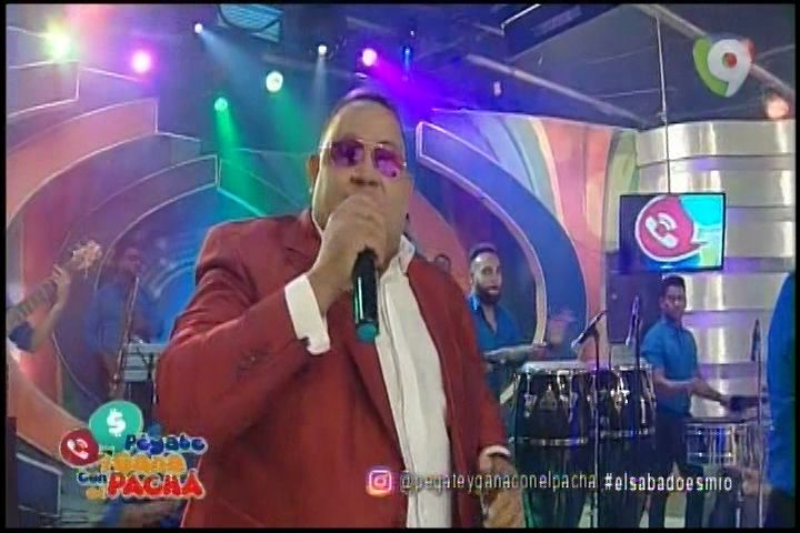 Presentación De Peña Suazo Y La Banda Gorda En Pegate Y Gana Con El Pachá
