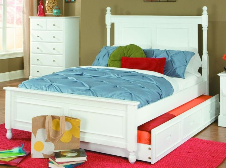 Lovely Twin Trundle Bed Set  Inspiration