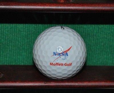 NASA logo golf ball. Titleist. #Nasa #golfball