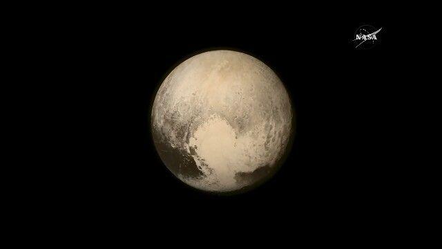 Pluto - New Horizons