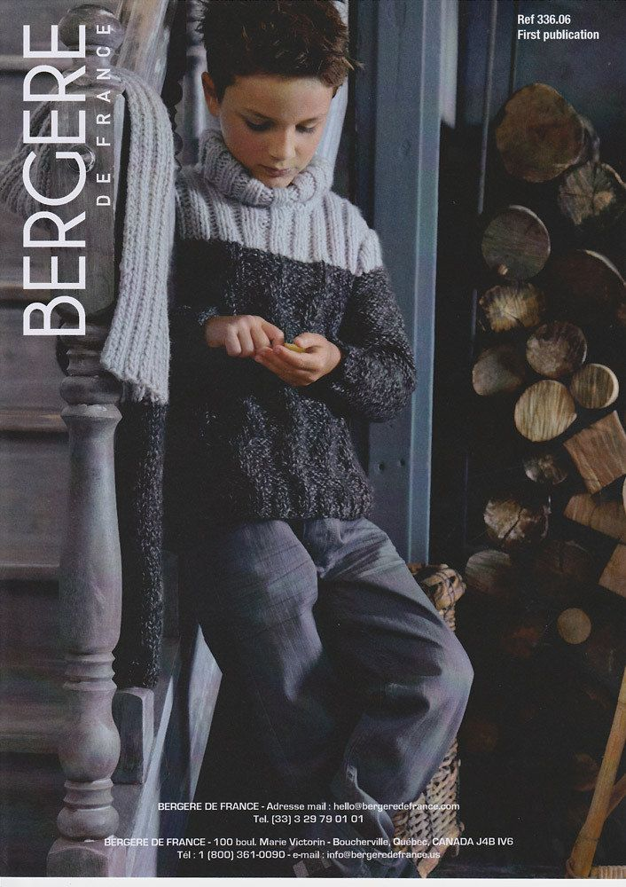 Polo neck sweater in Bergere de France in Duvetine - 33606. Discover more Patterns by Bergere de France at LoveKnitting. The world's largest range of knitting supplies - we stock patterns, yarn, needles and books from all of your favorite brands.