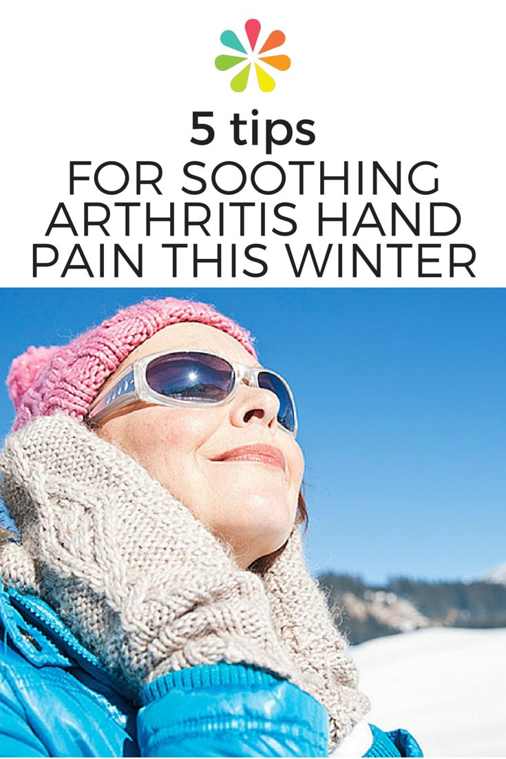 Winter weather often exaggerates painful sensations for a variety of reasons. But there are many things you can do to prevent pain and discomfort from settling in your hands during the winter. #arthritis #jointpain #painrelief #winterjoints #everydayhealth | everydayhealth.com