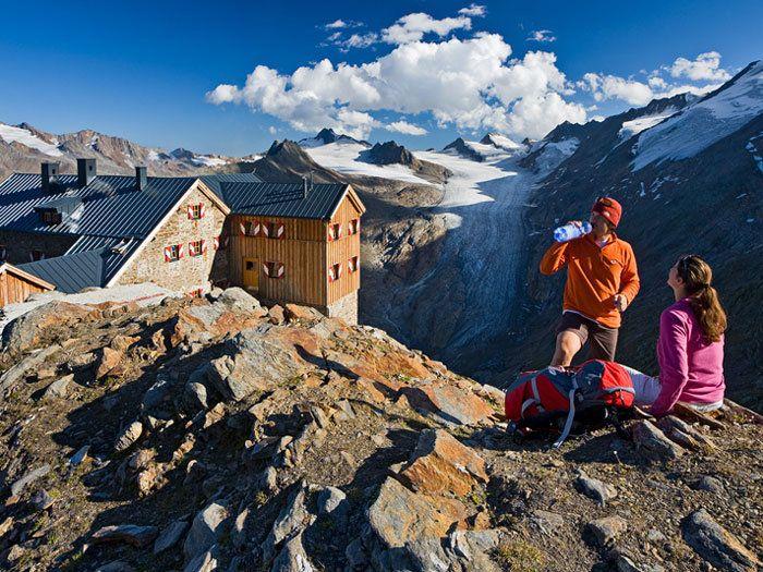 Sommerurlaub in Tirol : Urlaub im Ötztal, Tiroler Alpen